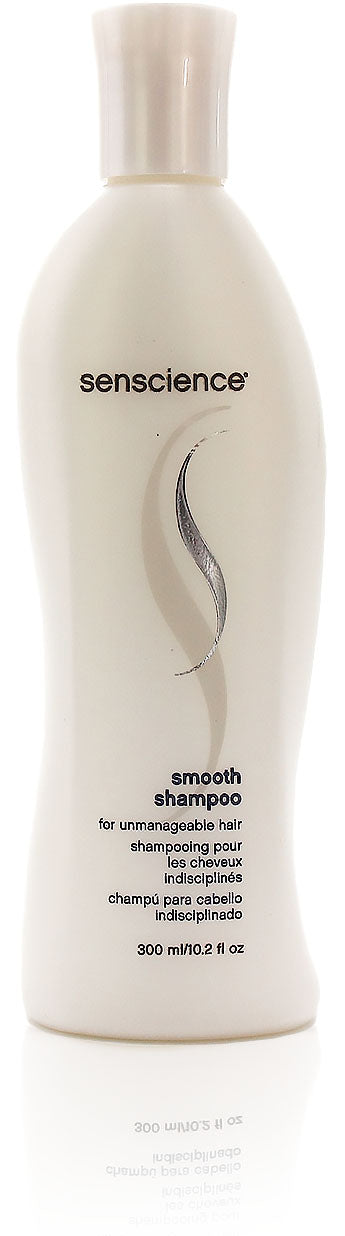 Senscience smooth shampoo for unmanageable hair, 10.2 oz