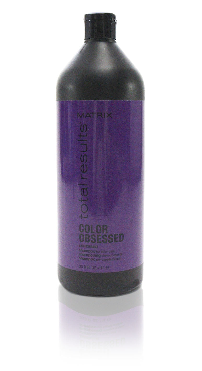 Total Results Color Obsessed by Matrix Shampoo 1000ml