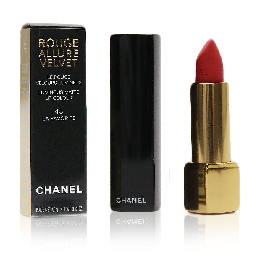 ROUGE ALLURE VELVET - #43 LA FAVORITE
