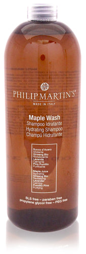 Philip martin's maple wash shampoo 1000ml