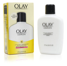 Oil Of Olay Complete Uv 365 Daily Moisturizer With Sunscreen Spf 15 Normal 6oz (2 Pack)