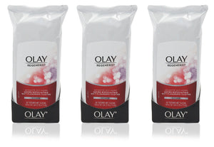 Oil Of Olay Regenerist Advanced Anti-aging Micro-exfolaiting Wet Cleansing Cloths (3 Pack)