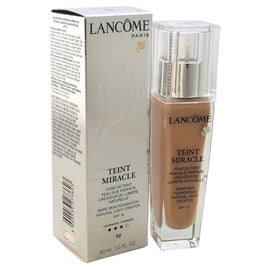 Lancome Teint Miracle Bare Skin Foundation Natural Light No. 02 Lys Rose 1 Oz