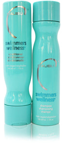 Malibu c: swimmers wellness shampoo & conditioner treatment kit 9oz