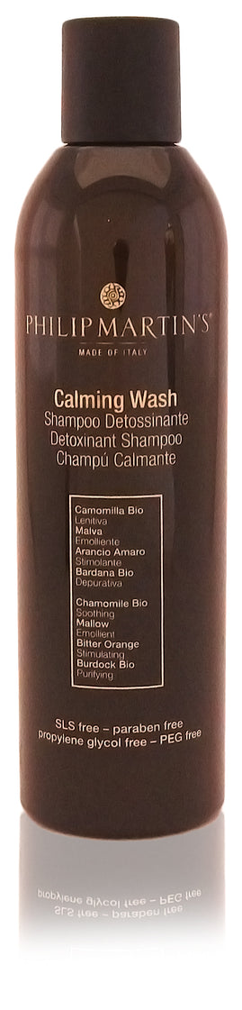 Philip martin's calming wash shampoo 250ml