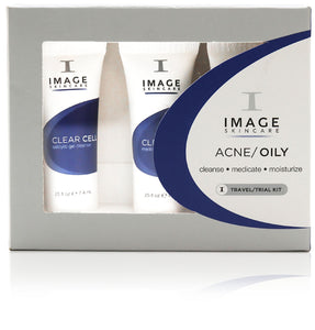 Prevention+ oily/acne trial kit by image skincare
