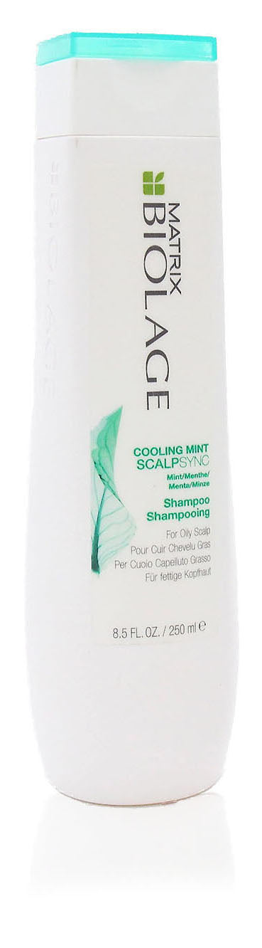 Matrix biolage scalp cooling mint shampoo 8.50z