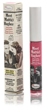 The balm meet matt(e) chivalrous