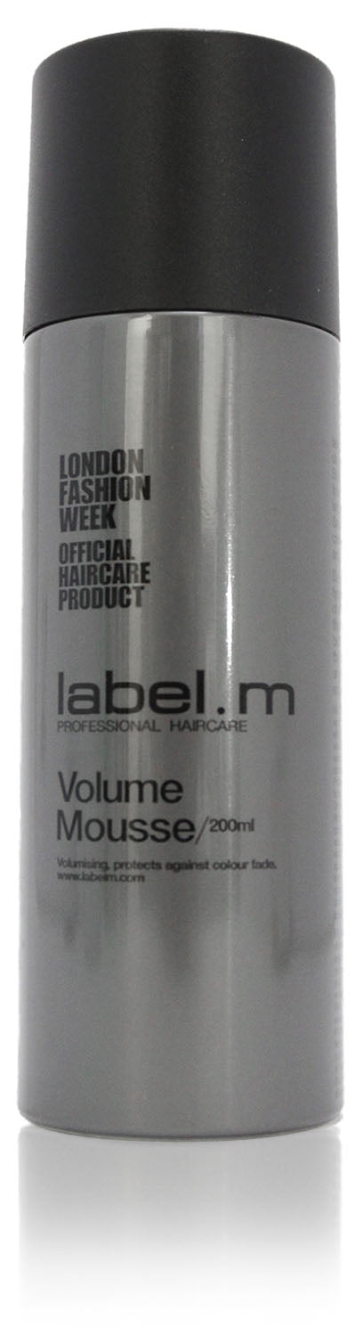 Label m extra strong mousse 200ml