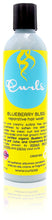Curls bliss reparative hair wash, blueberry, 8 oz