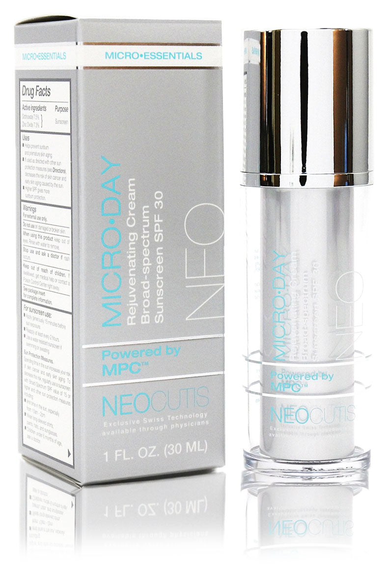 Neocutis microday rejuvenating cream broad-spectrum sunscreen spf 30, 30 ml