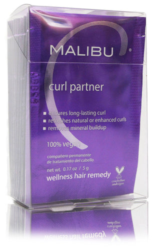 Malibu c curl partner wellness hair remedy, 0.17oz (12 single packets)