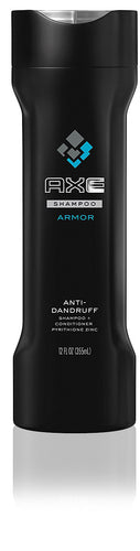 AXE Anti-Dandruff 2 in 1 Shampoo and Conditioner, Armor 12 oz (Pack Of 3)
