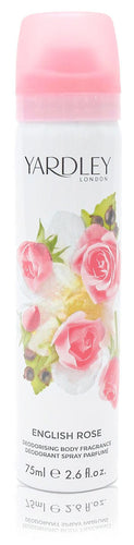 Yardley of london english rose body fragrance 2.6oz
