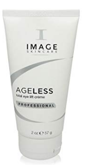 Image Skin care Total Eye Lift Creme Professional 2oz.