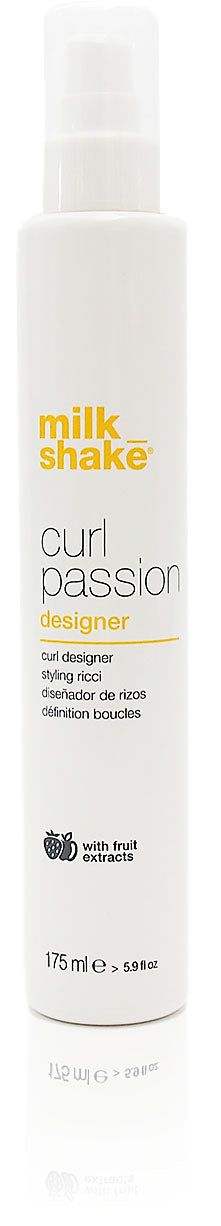 Milk shake 175ml curl passion designer