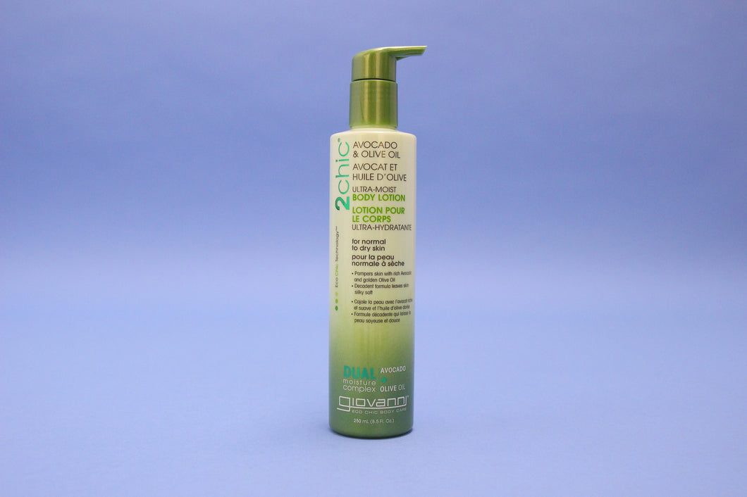 Giovanni 2chic body lotion avocado & olive oil