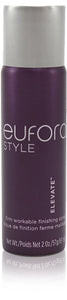 Eufora elevate firm hold workable finishing hair spray 2 oz