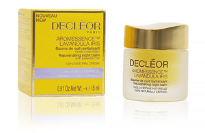 Decleor Aromessence Lavandula Iris Rejuvenating Night Balm, 0.51 Oz