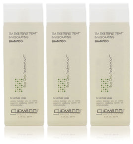 Giovanni conditioner invigorating tea tree triple treat (pack of 3)