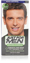 Just for men h-40 original formula medium dark brown (4 pack)