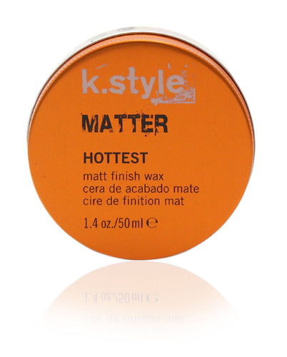 Lakme K Style Matter Hottest Matt Finish Wax, 1.4 Ounce
