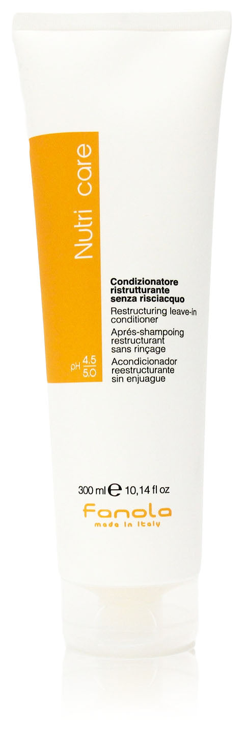 Fanola nutri care restructuring leave in conditioner 10.14oz