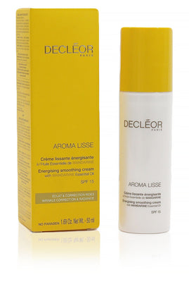 Decleor Aroma Lisse - Energising Smoothing Cream Spf 15 50ml Flacon W/pump