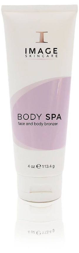 Face and body bronzing creme