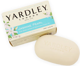 Yardley london jasmine pearl bar soap 8 bars/4.25 oz