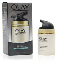 OLAY TOTAL EFFECTS 7 IN ONE ANTI AGING MOISTURIZER FRAGRANCE FREE