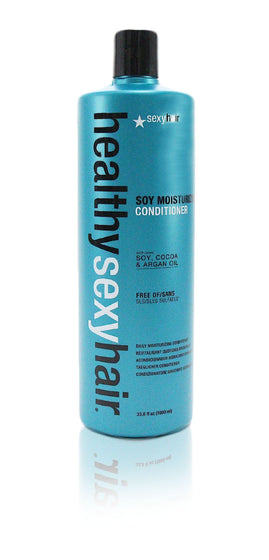 Sexy Hair Healthy Sexy Hair Sulfate-Free Soy Moisturizing Conditioner for Unisex - 33.8 oz ConditionerÊ