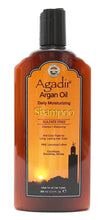Agadir argan oil daily moisturizing shampoo 12.4 oz bottles