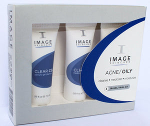 Oily/acne trial kit