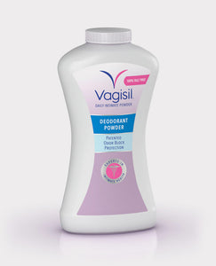 Vagisil Deodorant Powder, 8 Ounce (Pack of 2)