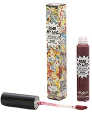 The Balm Read My Lips Lipgloss- Boom!