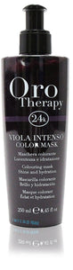 Fanola mask color violet therapy 8.45 oz