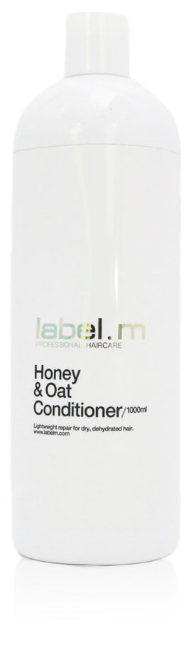 Label m honey & oat conditioner 1000ml
