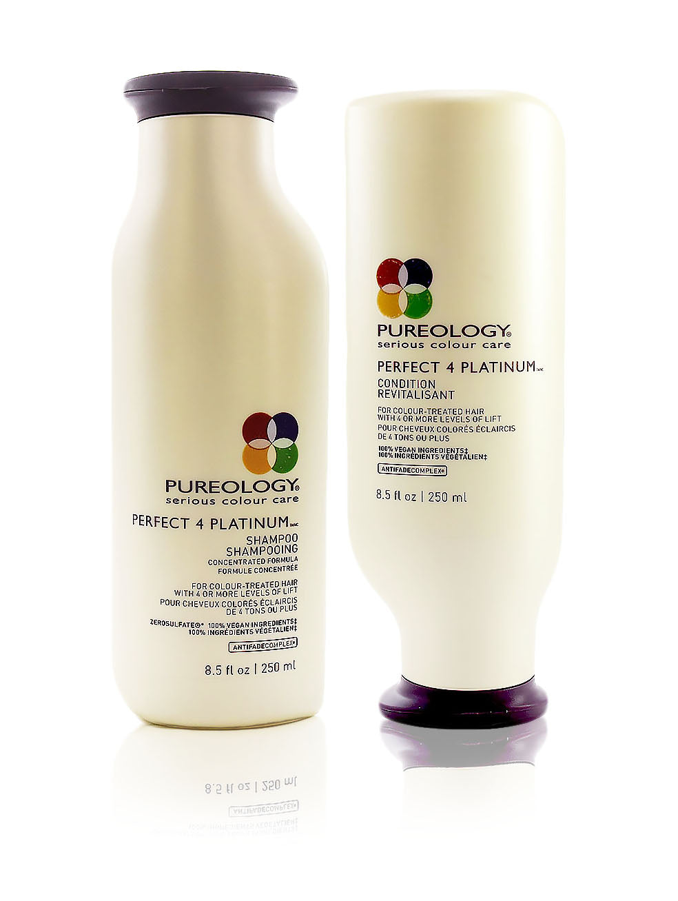 Pureology Platinum Shampoo and Conditioner Set 8.5 oz