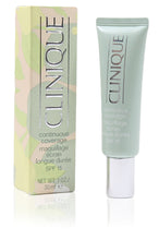 Clinique: Continous Coverage SPF 15 - Creamy Glow 08
