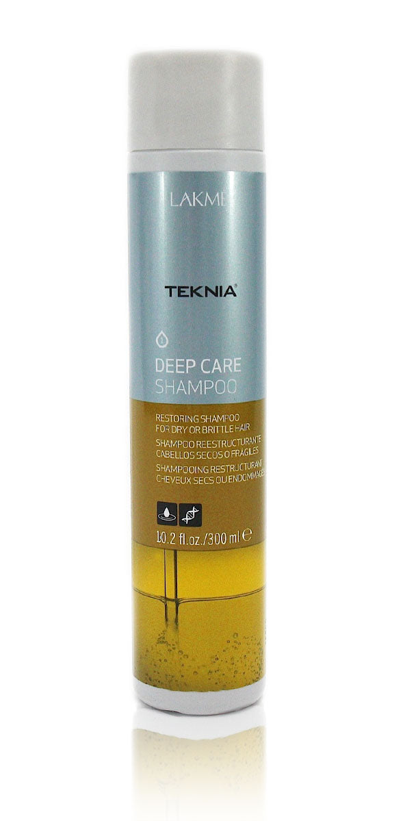 Lakme Teknia Deep Care Shampoo (Available in 2 Sizes)