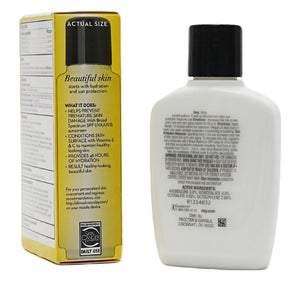 Oil Of Olay Complete Uv 365 Daily Moisturizer With Sunscreen Spf 15 Normal 4oz (2 Pack)