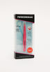 Tweezerman slant tweezer, pretty in pink