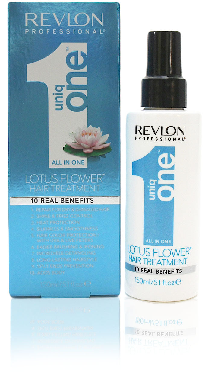 Revlon uniq one all in one lotus hair treatment 5.1 oz (pack of 2)