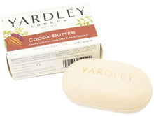 Yardley london cocoa butter bar soap_ 8 bars/4.25 oz (82952)