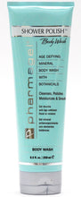 Pharmagel shower polish body polish