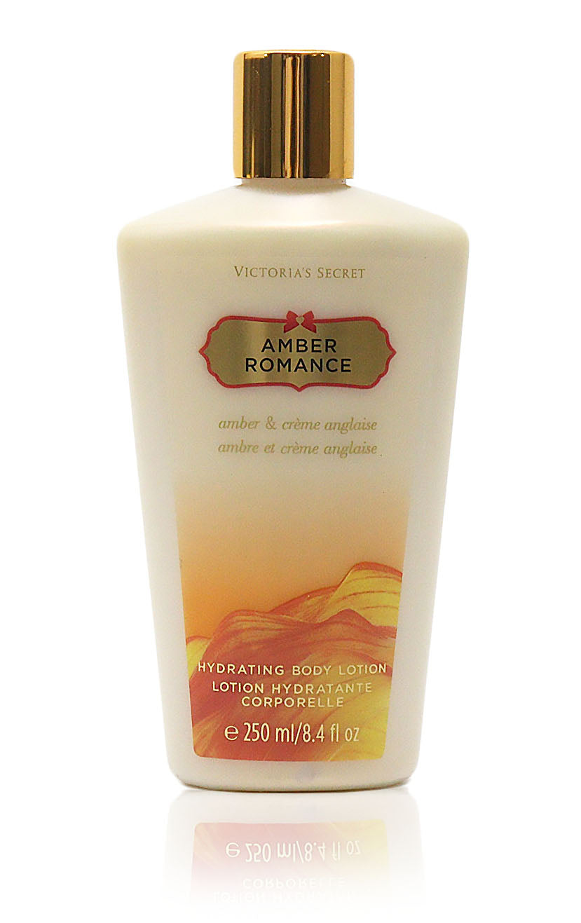 1ef3fac8b6 Victoria s Secret Fantasies Amber Romance Hydrating Body Lotion 8.4 ...