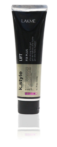 Lakme K.Style Lift Fix Plus Xtra Strong Hold Gel 5.1 oz