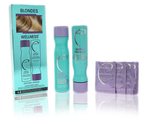 Malibu blondes wellness enhancing treatment kit