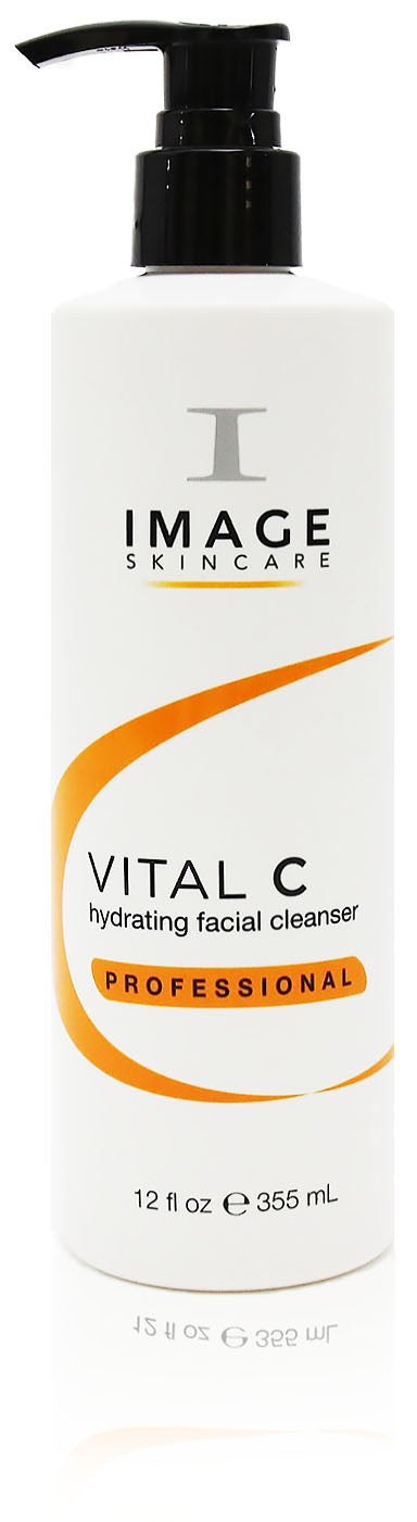 Image Skincare Vital C Hydrating Facial Cleanser 12 Oz Life And